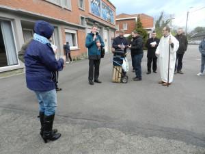Mot d'accueil de José Gierkens, notre curé-doyen...